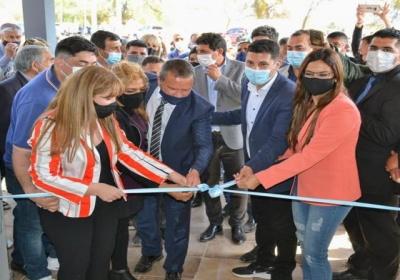 Inauguraron refacciones en el Registro Civil de Nonogasta