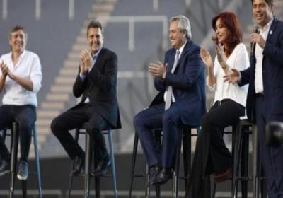 Cumbre de candidatos del Frente de Todos: qué les dijo Alberto Fernández