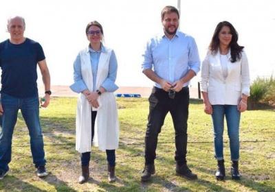 El Frente de Todos porteño cierra su campaña en Ferro con la presencia de Leandro Santoro y Gisela Marziotta